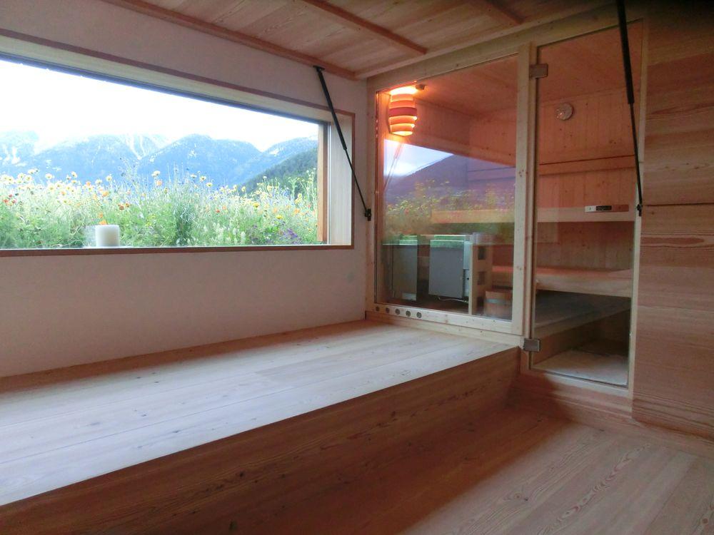 Sauna casalinga awesome sauna e bagno turco with sauna - Bagno turco fai da te ...